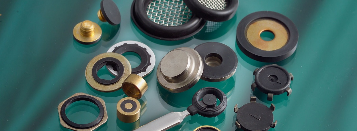7_Metal-Bonded rubber components